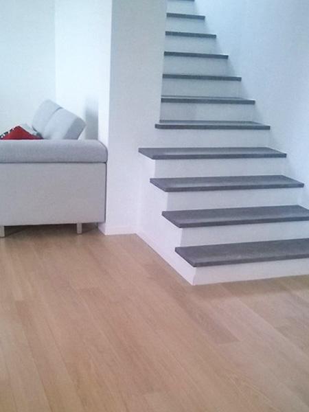 Scale e bordature lavorazione piastrelle gres porcellanato - Cotto per scale ...